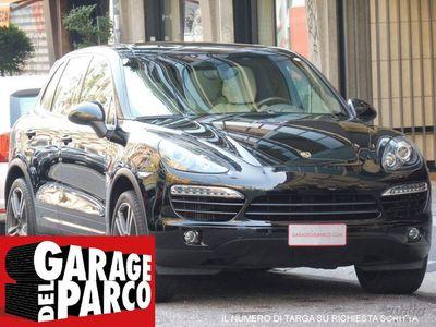 usado Porsche Cayenne 3.0 Diesel *NAVI*PELLE*XENO*UNIPROPRIETARIO*