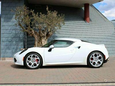 usata Alfa Romeo 4C 1750 TBi SPORT PACK-SCARICO