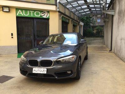 begagnad BMW 120 d 5p. Advantage