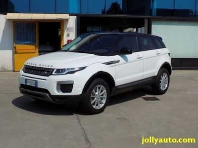 used Land Rover Range Rover evoque 2.0 TD4 150 CV 5p Business Edition N1 Autocarro