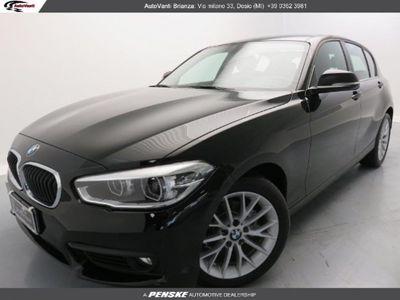 usata BMW 118 Serie 1 d 5p. Business del 2016 usata a Desio