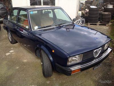 usado Alfa Romeo Alfetta - 1980