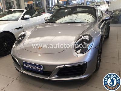usata Porsche 911 Carrera 4 911 cabrio 3.0 auto