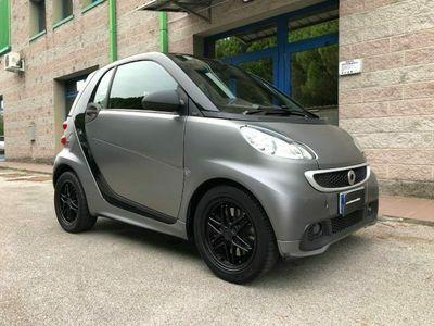 usata Smart ForTwo Coupé 1000 45 kw mhd coupe' passion interni pelle navi
