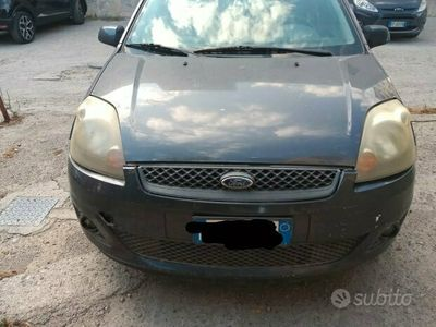 usata Ford Fiesta 5ª serie - 2008