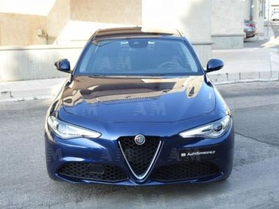 used Alfa Romeo Giulia 2.2 Turbodiesel 150 CV AT8 Super CON SOLI 5007 KM