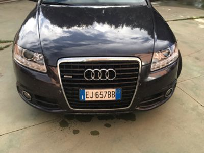 brugt Audi A6 avant 3000 s-slin