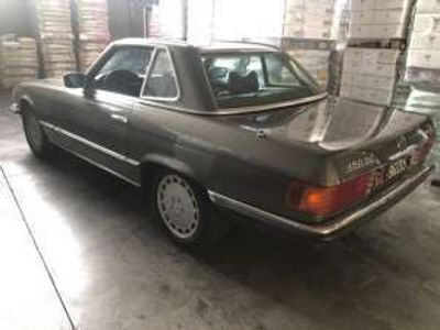 usata Mercedes SL450 SL 450 MercedesASI con HARD TOP Benzina