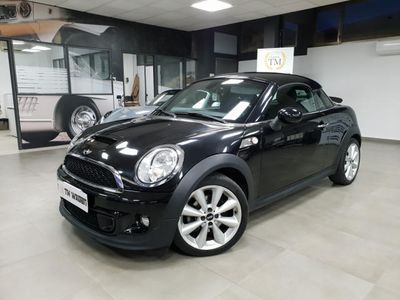 brugt Mini Cooper SD Coupé Coupe 2.0