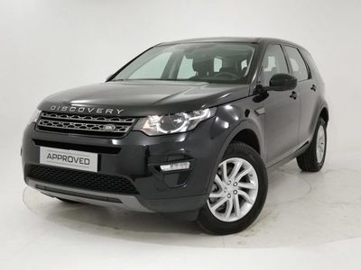 used Land Rover Discovery 2.0 TD4 150 cv SE Aziendale