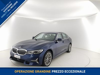 usata BMW 320 SERIE 3 BERLINA d xDrive Luxury
