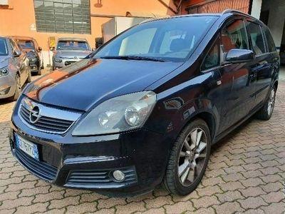 usado Opel Zafira 1.8 16v Cosmo Automatica 7 Posti