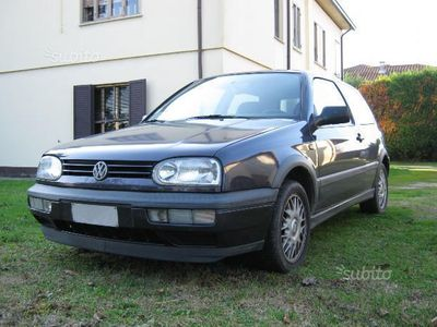 usata VW Golf 3ª da sistemare