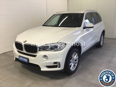 used BMW X5 xdrive25d Business 231cv auto