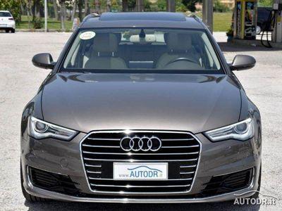 usata Audi A6 avant 2.0 tdi 190cv tettino pelle telecamera full diesel