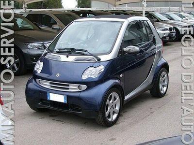 usata Smart ForTwo Cabrio 45kw Pulse AUT EU4