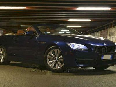 usata BMW 640 Cabriolet Serie 6 2011 - i