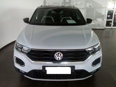 gebraucht VW T-Roc 2000 TSG DGS 4 MOTION EDITION 190 rif. 11576421