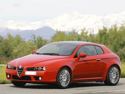 usata Alfa Romeo Brera 3.2 JTS V6 Q4 Sky Window