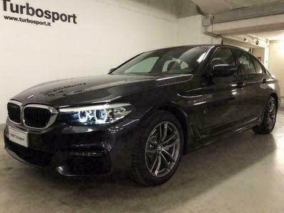 usata BMW 518 Serie 5 d Msport Steptronic