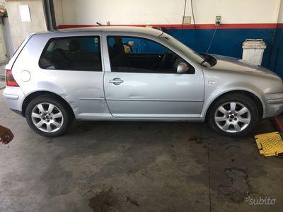 usata VW Golf IV Golf 1.9 TDI/110 CV cat 5 porte Highline