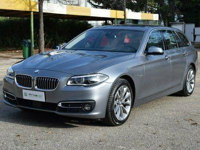usata BMW 525 d xDrive Touring Luxury