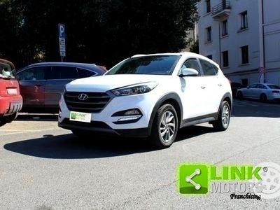 used Hyundai Tucson 1.7 Crdi Comfort UniPro