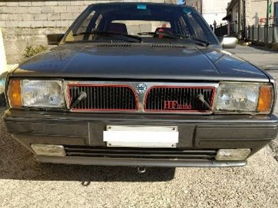 used Lancia Delta HF turbo - 1991