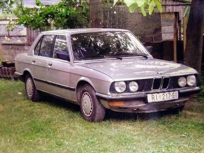 usata BMW 524 5er