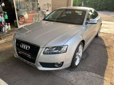 usata Audi A5 SPB 3.0 V6 TDI 245CV quattro S tronic