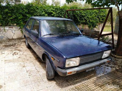 usata Fiat 131 epoca metano passaggio incluso