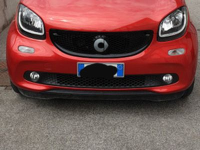used Smart ForFour Prime