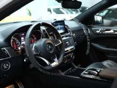 usata Mercedes GLE63 AMG AMG S|CAMERA 360°|MOTORE NUOVO UFF|ACC|SPORT EXH. Benzina