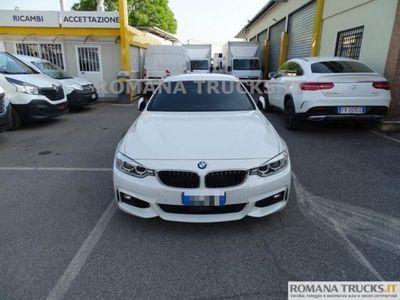 brugt BMW 435 435 I BENZINA M SPORT CABRIO 306 CV AUTOMATICA rif. 11615097