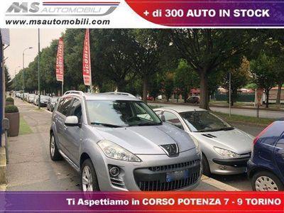 brugt Peugeot 4007 2.2 HDi 156CV 7 Posti 4x4 Pelle Gancio Traino rif. 10085861