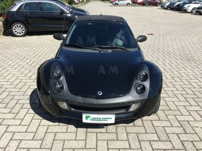 begagnad Smart Roadster 700 roadster (60 kw) passion 700(60 kw) passion