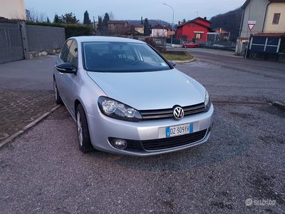 usata VW Golf VI Golf 2.0 TDI 110CV DPF 5p. Highline