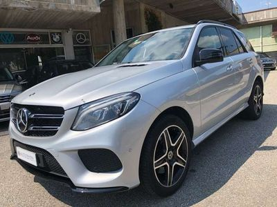 usata Mercedes GLE250 d 4Matic Premium Black Edition
