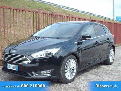 brugt Ford Focus 2.0 tdci 150 cv start&stop titanium x diesel