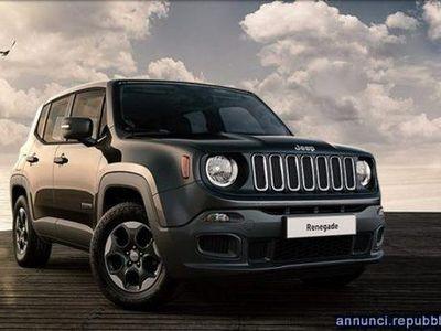 usata Jeep Renegade 2.0 Mjt 4WD Active Drive Sport Cinisello Balsamo