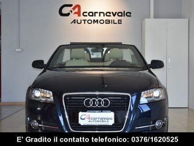 usata Audi A3 Cabriolet 1.6 TDI 105 CV CR Ambition usato