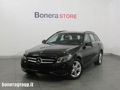 usado Mercedes C220 d S.W. Auto Business FH