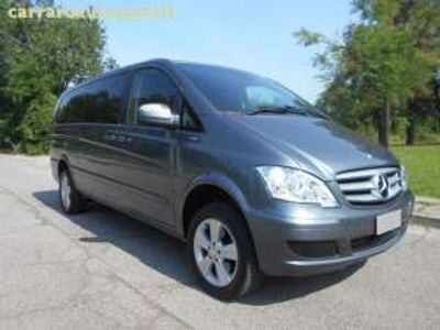 usata Mercedes Viano 2.2 CDI 4Matic Trend Extra Long