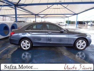 usata Mercedes C200 d Automatic Business rif. 7326489