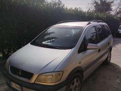 usata Opel Zafira 1.8 16V cat CDX