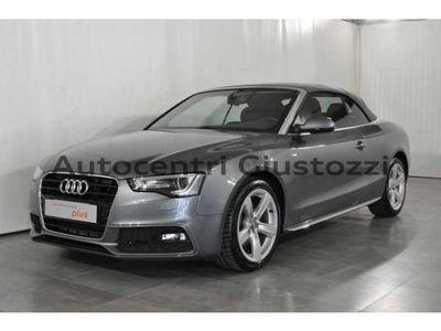 usata Audi A5 Cabriolet 2.0 TDI 177 CV multitronic Advanced