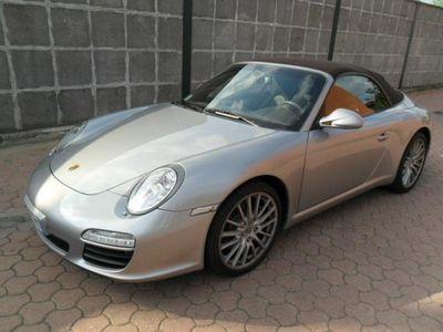usata Porsche 911 Carrera Cabriolet CABRIO UFFICIALE KM28000 TAGLIANDI