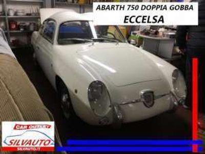 usata Abarth 695 750 GT ZAGATO COUPE´ DOPPIA GOBBA Benzina