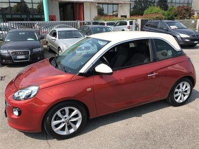 usado Opel Adam 1.2 70 CV White/Black Link*NEOPATENTATI*CLIMA