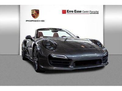 usata Porsche 911 3.8 Turbo Cabriolet